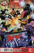 Wolverine and the X-Men (2011) 25A