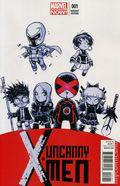 Uncanny X-Men (2013 3rd Series) 1C