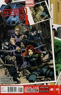 Secret Avengers (2013 2nd Series) 1A