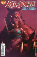 Red Sonja Unchained (2013 Dynamite) 1B