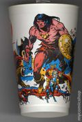 7-Eleven Marvel Super Heroes Collectible Cups (1975 Marvel) CONAN-01