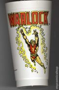 7-Eleven Marvel Super Heroes Collectible Cups (1975 Marvel) WARLOCK