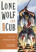 Lone Wolf and Cub TPB (2000-2002 A Dark Horse Digest) 27-1ST