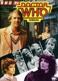 Doctor Who Annual HC (1965-Present) The Official Annual 1982-1ST