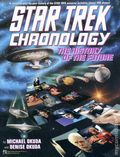 Star Trek Chronology SC (1993 1st Edition) The History of the Future 1-1ST