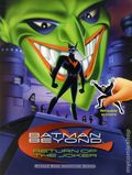 Batman Beyond Return of the Joker SC (2000 Phidal/DC) Sticker Book Adventure Series 1-1ST