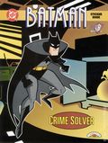 Batman Sticker Book: Crime Solver SC (1998 Landoll's) 1-1ST