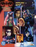 Batman and Robin Paper Doll Book SC (1997 Landoll's) 1-1ST