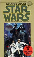 Star Wars From the Adventures of Luke Skywalker PB (1976 Ballantine Novel) 1-REP