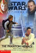 Star Wars Episode I The Phantom Menace SC (1999 Jr. Novel) 1-REP