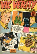 Vic Verity Magazine (1945) 3