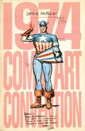 Comic Art Convention Program (1968-1983 Phil Seuling) 1974