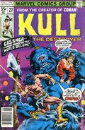 Kull the Conqueror (1971 1st Series) 27