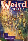 Weird Tales (1923-1954 Popular Fiction) Pulp 1st Series Vol. 44 #6