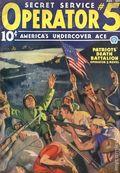 Operator #5 (1934-1939 Popular Publications) Pulp Vol. 7 #3