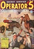 Operator #5 (1934-1939 Popular Publications) Pulp Vol. 9 #2