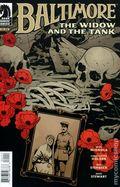 Baltimore Widow and the Tank (2013 Dark Horse) 0