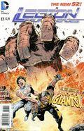 Legion of Super-Heroes (2011 7th Series) 17