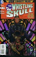 JSA Liberty Files The Whistling Skull (2012) 3