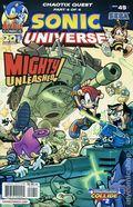 Sonic Universe (2009) 49