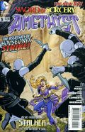 Sword of Sorcery featuring Amethyst (2012 DC) 5