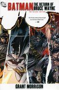 Batman The Return of Bruce Wayne HC (2011 DC) Deluxe Edition 1-REP