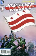 Justice League of America (2013 3rd Series) 1DC