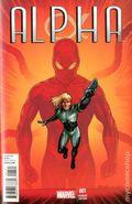Alpha Big Time (2013 Marvel) 1B