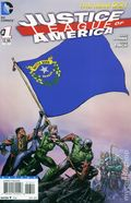 Justice League of America (2013 3rd Series) 1NV
