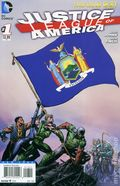 Justice League of America (2013 3rd Series) 1NY