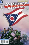 Justice League of America (2013 3rd Series) 1OH