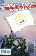 Justice League of America (2013 3rd Series) 1RI