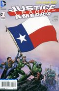 Justice League of America (2013 3rd Series) 1TX