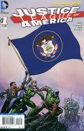 Justice League of America (2013 3rd Series) 1UT