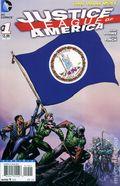 Justice League of America (2013 3rd Series) 1VA