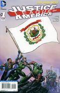 Justice League of America (2013 3rd Series) 1WV