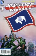 Justice League of America (2013 3rd Series) 1WY