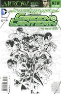Green Lantern (2011 4th Series) 17B