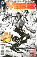 Justice League of America's Vibe (2013) 1B
