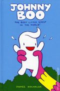 Johnny Boo The Best Little Ghost in the World HC (2008) 1-REP