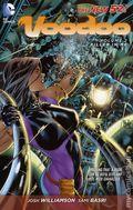Voodoo TPB (2012-2013 DC Comics The New 52) 2-1ST