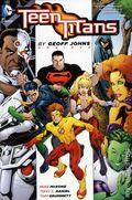 Teen Titans Omnibus HC (2013 DC Comics) By Geoff Johns 1-1ST