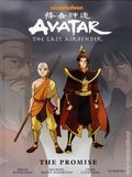 Avatar The Last Airbender The Promise HC (2013 Dark Horse) Library Edition 1-1ST