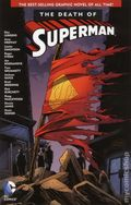 Superman The Death of Superman TPB (2013 DC) 2nd Edition 1-1ST