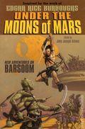 Under the Moons of Mars New Adventures on Barsoom SC (2013 Novel) 1-1ST