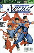 Action Comics (2011 2nd Series) 17B