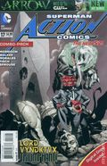 Action Comics (2011 2nd Series) 17COMBO
