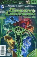Green Lantern (2011 4th Series) 17COMBO
