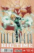Alpha Big Time (2013 Marvel) 1A