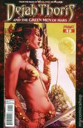 Dejah Thoris and The Green Men of Mars (2013) 1A